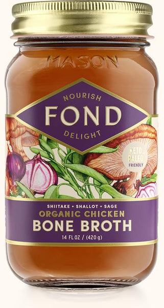 FOND Bone Broth YOUTH Tonic