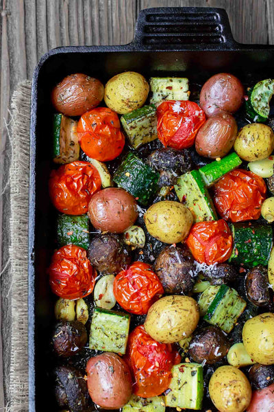 Bulk Bites Italian Oven Roasted Vegetables