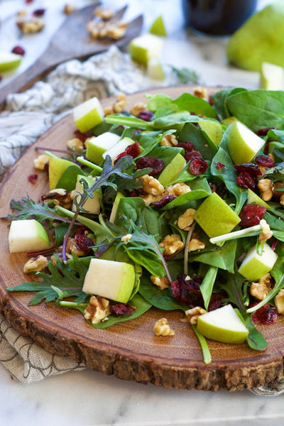 Pear, Cranberry and Chicken Salad