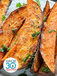 Bulk Bites Sweet Potato Wedges