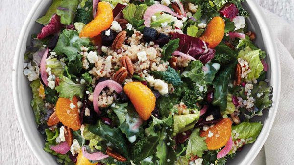 Roasted Beets & Chicken Salad