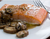 Baked Salmon with Mushrooms