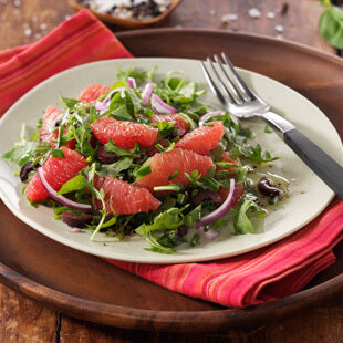 Arugula & Grapefruit Salad with Chicken