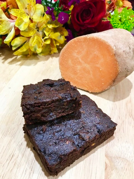 Sweet Potato Brownie