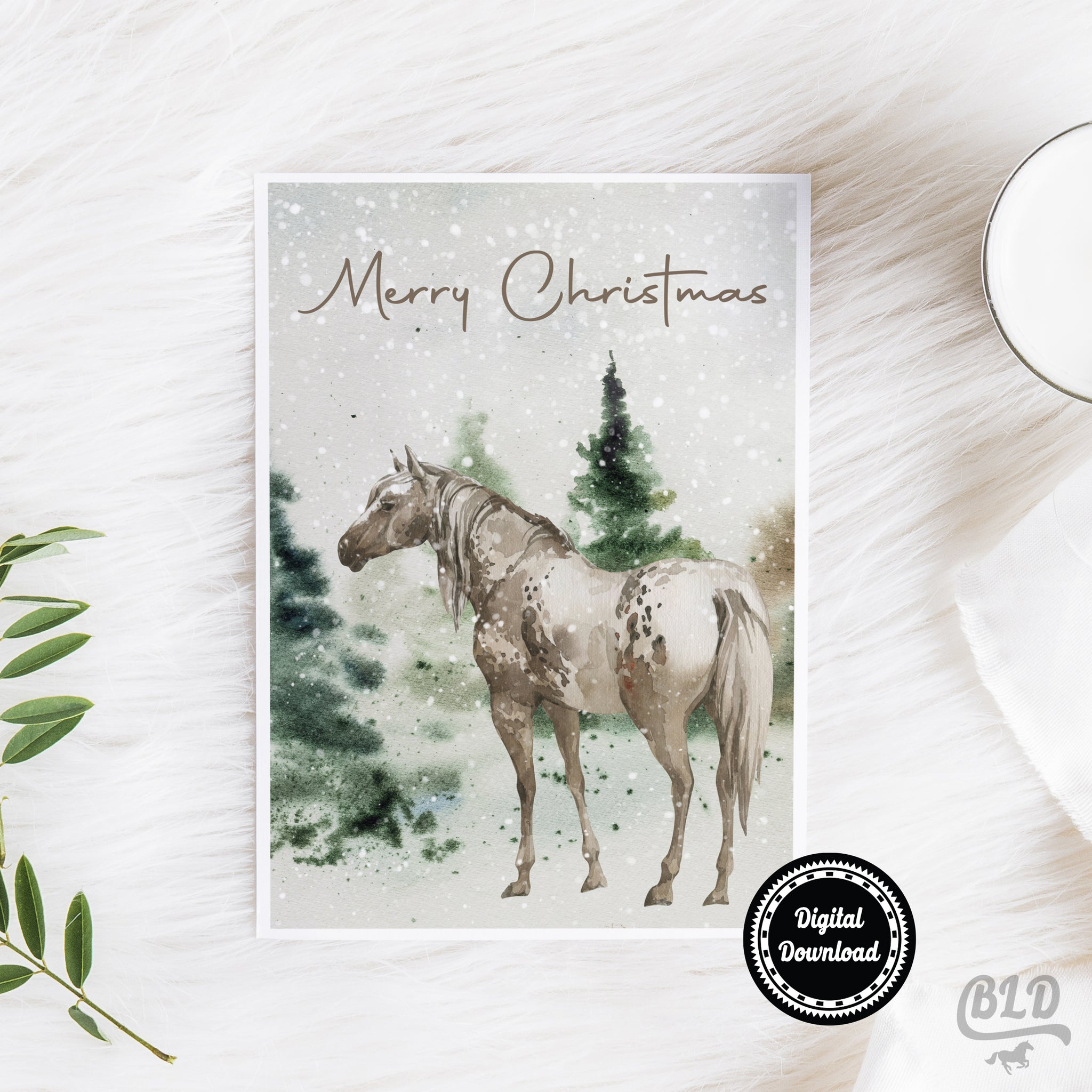 Holiday Cards - Digital Downloads