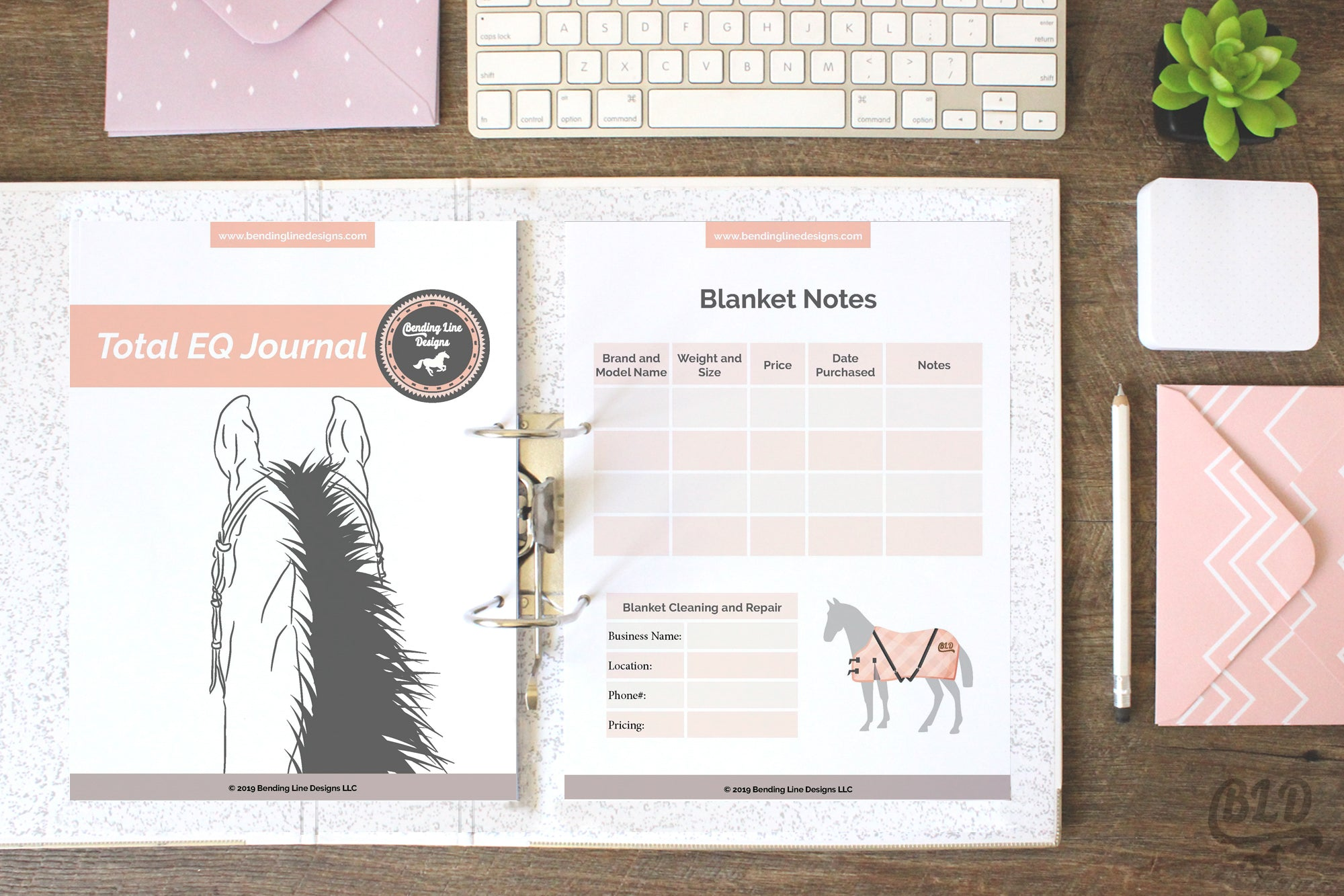 Equestrian Journals - Digital Downloads, PDF Journals