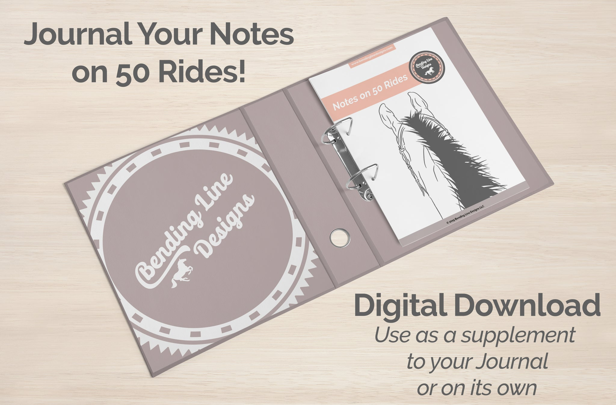 Notes on 50 Rides