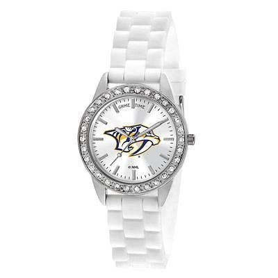 NHL Nashville Predators Women's Frost Watch - Hockey Cards Plus LLC