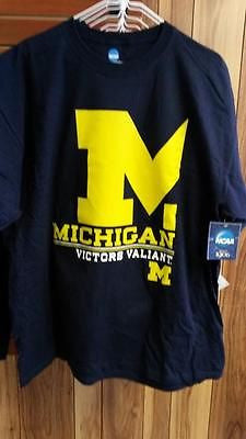 NCAA Licensed Michigan Wolverines Tee Shirt