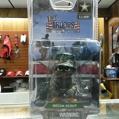 Lil' Troops U.S. Army Recon Scout  Action Figure - Hockey Cards Plus LLC