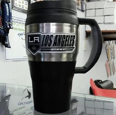 NHL Los Angeles Kings Heavy Duty Travel Mug  20oz