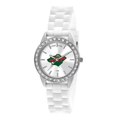 NHL Minnesota Wild Women's Frost Watch - Hockey Cards Plus LLC