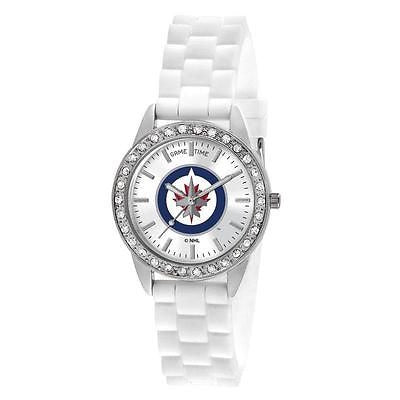 NHL Winnipeg Jets Women's Frost Watch - Hockey Cards Plus LLC