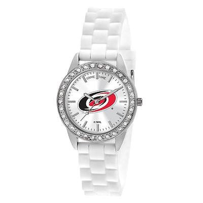NHL Carolina Hurricanes Women's Frost Watch - Hockey Cards Plus LLC