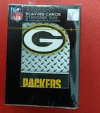 NFL Green Bay Packers Playing Cards - Hockey Cards Plus LLC