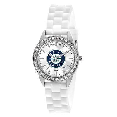 MLB Seattle Mariners Women's Frost Watch - Hockey Cards Plus LLC