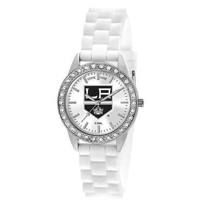 NHL Los Angeles Kings Women's Frost Watch - Hockey Cards Plus LLC