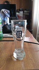 Detroit  Tigers  2.5oz  Mini Pilsner  Shot  Glass - Hockey Cards Plus LLC  - 1