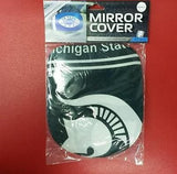 NCAA Michigan State Spartans Rearview Mirror Covers (2pk) Small - Hockey Cards Plus LLC