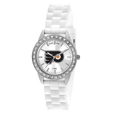 NHL Philadelphia Flyers Women's Frost Watch - Hockey Cards Plus LLC