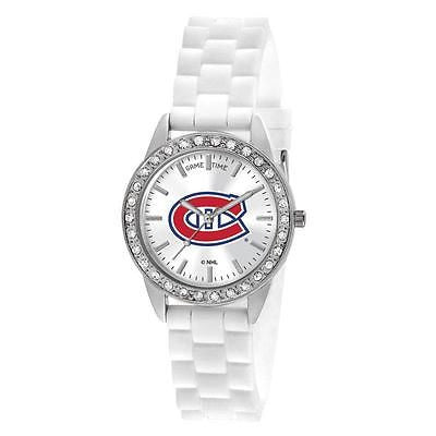 NHL Montreal Canadiens Women's Frost Watch