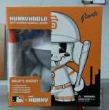 NEW!! MLB Kidrobot San Francisco Giants Munny Figure - Hockey Cards Plus LLC