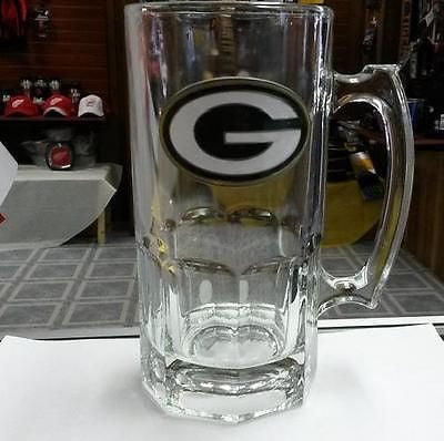 NFL Green Bay Packers 1 Liter Macho Mug - Hockey Cards Plus LLC