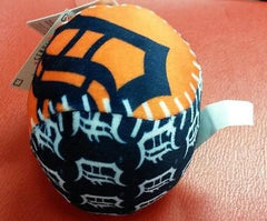 MLB 2015 Detroit Tigers Small Plush Ball - Hockey Cards Plus LLC