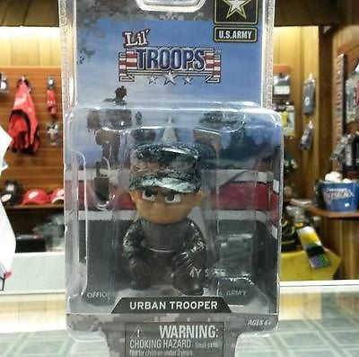 Lil' Troops U.S. Army Urban Trooper  Action Figure
