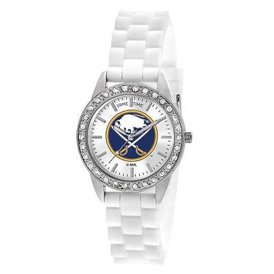 NHL Buffalo Sabres Women's Frost Watch - Hockey Cards Plus LLC