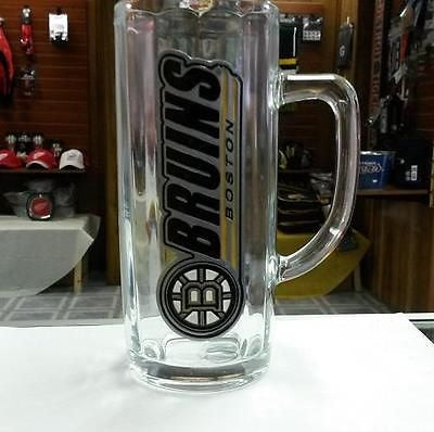 NHL Boston Bruins 22oz Optic Tankard - Hockey Cards Plus LLC