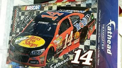 NASCAR 2014 Tony Stewart Bass Pro Shop Car Fathead Wall Graphic