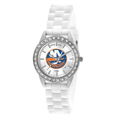 NHL New York Islanders Women's Frost Watch - Hockey Cards Plus LLC