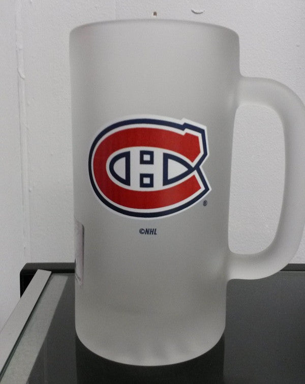 NHL Montreal Canadiens Frosted 16oz Rootbeer Mug
