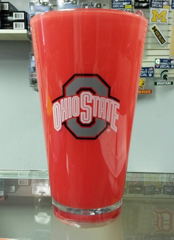NCAA Licensed Ohio State Buckeyes 20oz Insulated Acrylic Tumbler