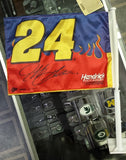 NASCAR Jeff Gordon Car Flag