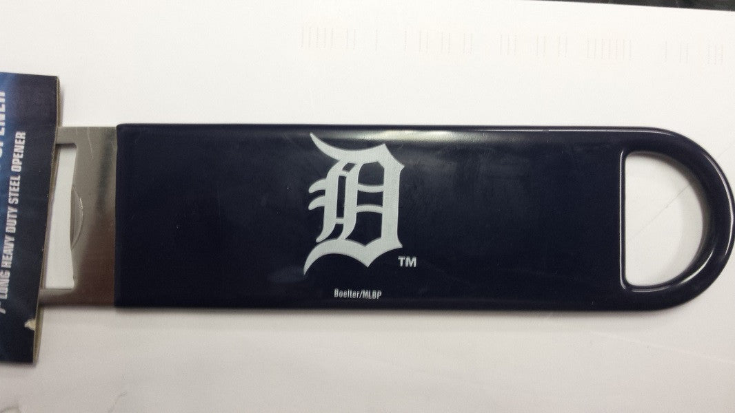 "MLB Detroit Tigers Officially Licensed  7"" Vinyl Bottle Opener"