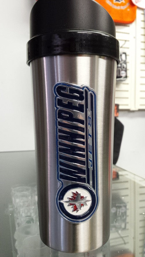 NHL Winnipeg Jets Protein Shaker / Mixed Drink Shaker