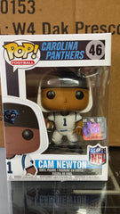 NFL Carolina Panthers Cam Newton Funko Pop Vinyl Figure