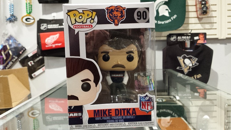 NFL Chicago Bears Mike Ditka Funko Pop Vinyl Figure