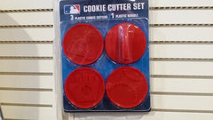 MLB St. Louis Cardinals Cookie Cutter Set