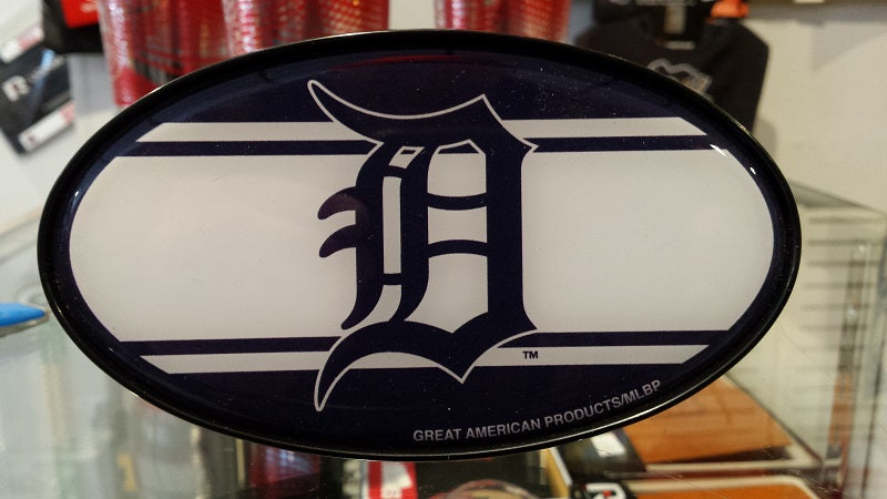 MLB Detroit Tigers Trailer Hitch Cover