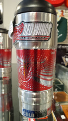 New!! NHL Detroit Red Wings Vacuum Insulated Stainless Steel Tumbler