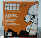 NEW!! MLB Kidrobot San Francisco Giants Munny Figure