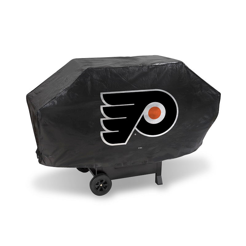 NHL Philadelphia Flyers Deluxe Padded Grill Cover