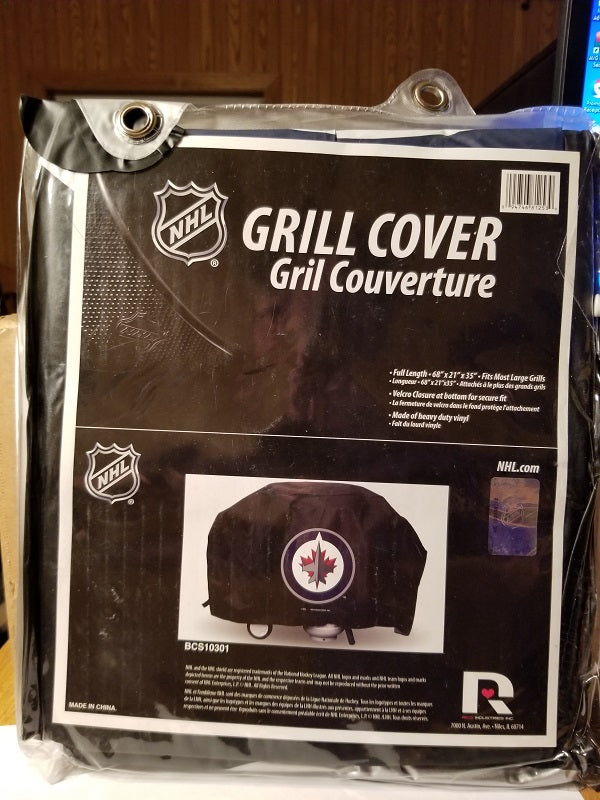 NHL Winnipeg Jets Economy Grill Cover