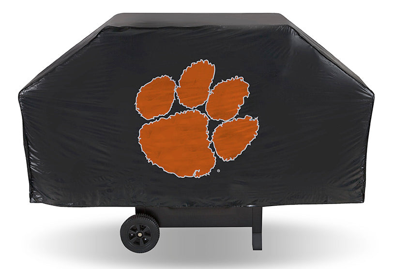 NCAA Clemson Tigers Economy Grill Cover