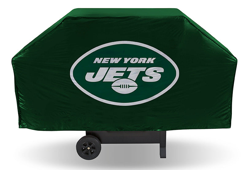 NFL New York Jets Economy Grill Cover