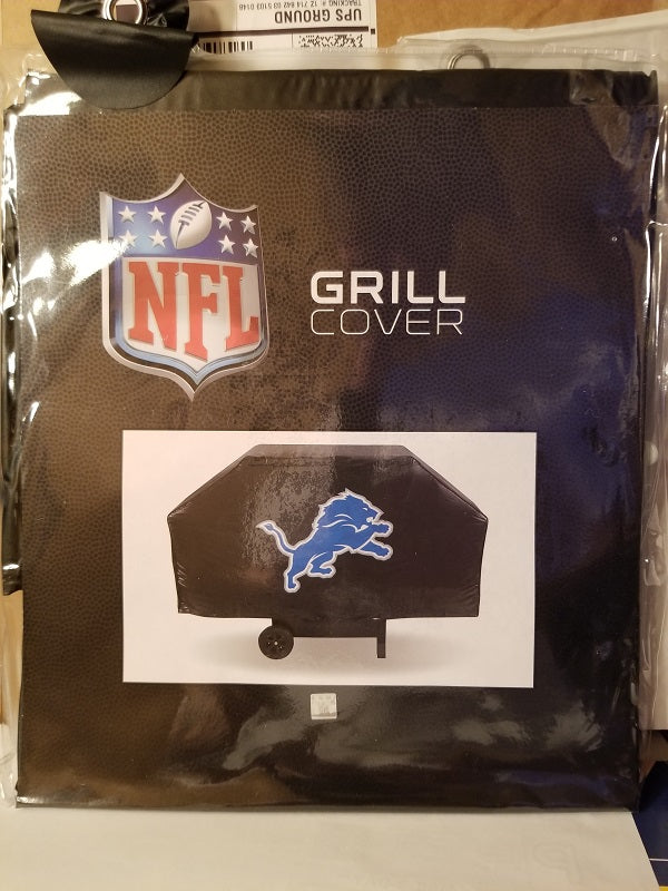 NFL Detroit Lions Economy Grill Cover