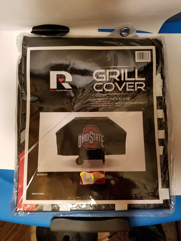 NCAA Ohio State Buckeyes Economy Grill Cover